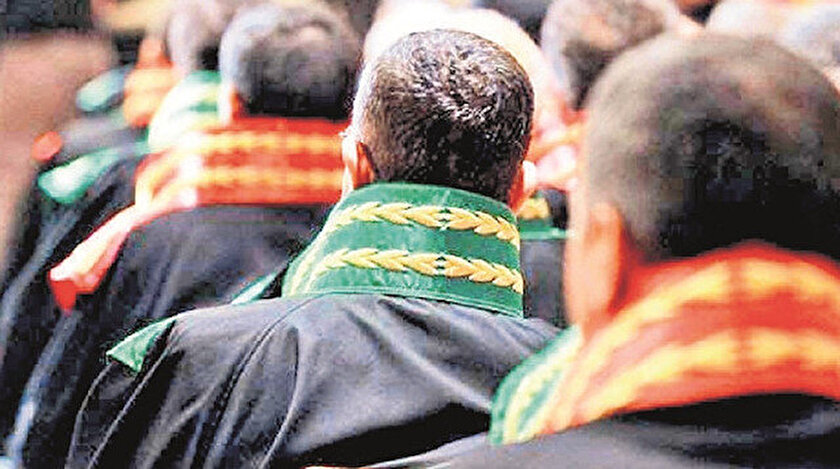 Yargıtay'da emeklilik nedeniyle 22 üyelik boş bulunuyordu.