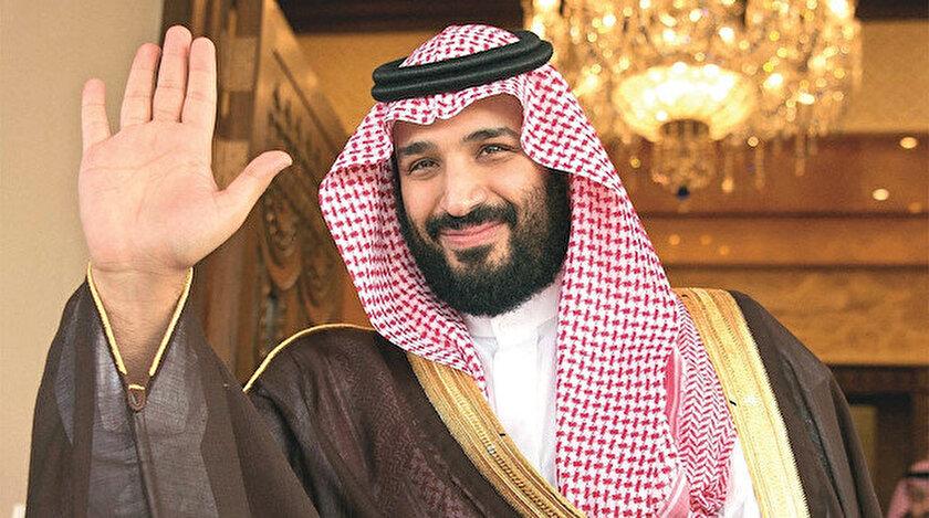 Prens Muhammed bin Selman