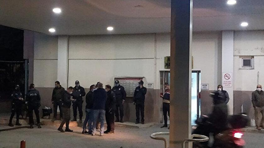 Son dakika Mersin haberleri: Polis minibüsü şarampole devrildi! Bir şehit 4  yaralı