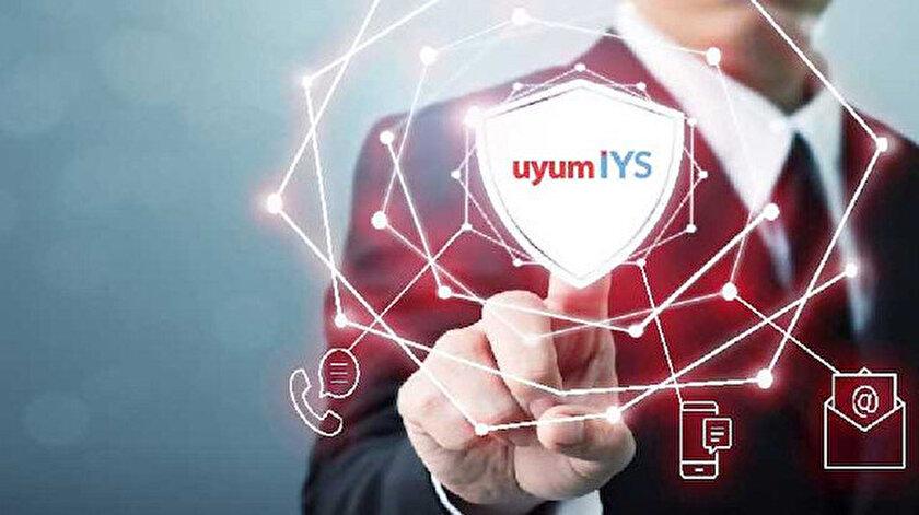 İYS'de geri sayım başladı, hizmet sağlayıcıların elindeki dataları İYS platformuna yüklemeleri için son gün 30 Kasım 2020.