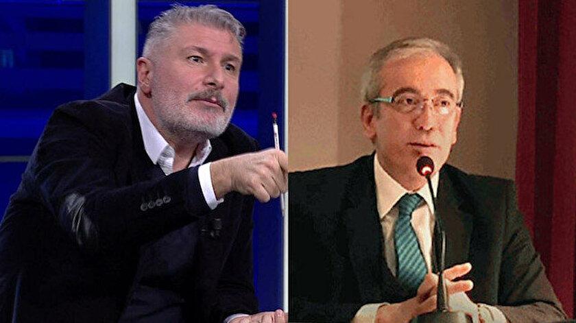 Bahadır Erdem (Solda) ve Seyit Yücel (Sağda)