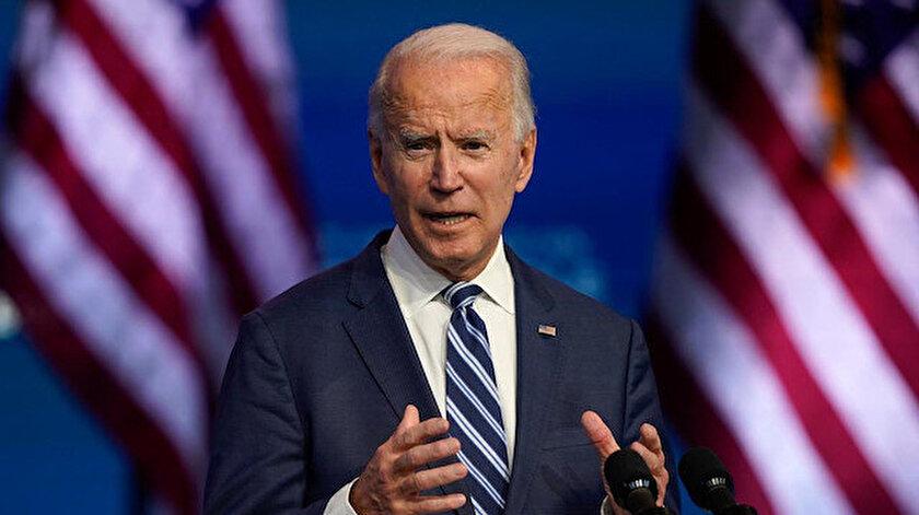 ABD başkanlığına seçilen Joe Biden Beyaz Saray iletişim ekibini açıkladı