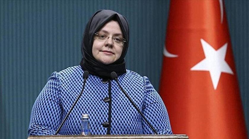 Aile, Çalışma ve Sosyal Hizmetler Bakanı Zehra Zümrüt Selçuk: İşsizlik maaşı ve kısa çalışma ödeneği 4 Aralıkta ödenecek