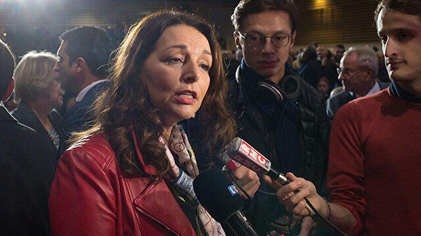 Fransız senatör Valerie Boyer, senatonun kararını savunmuştu.