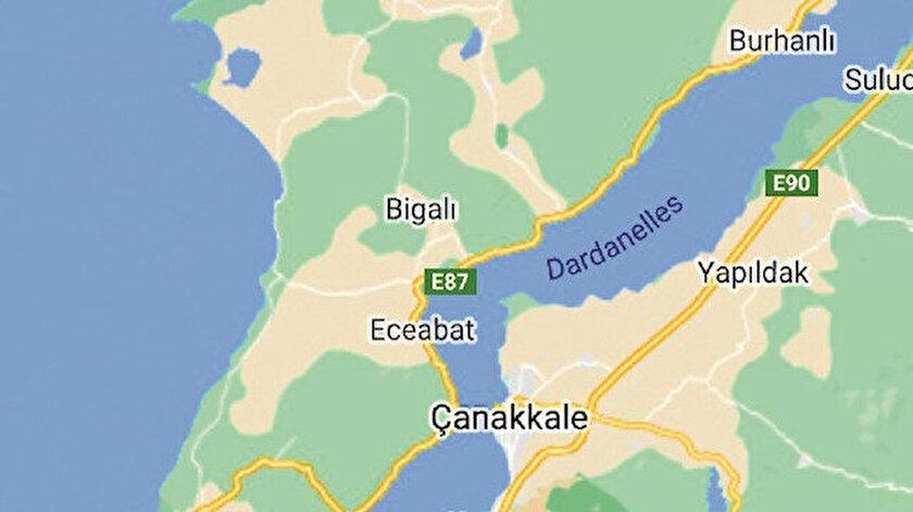 Google arama motorları ve Google Maps uygulamalarında geçtiğimiz hafta İstanbul ve Çanakkale Boğazlarının adlarının Yunanca yazılmaya başlandığı görüldü.