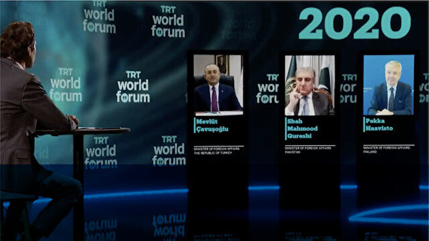 TRT WORLD FORUM-2020