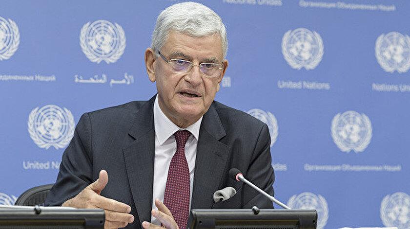 BMden koronavirüs zirvesi: Volkan Bozkır başkanlık edecek