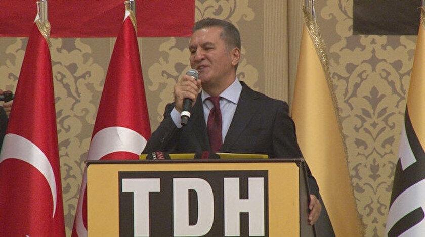 Türkiye Değişim Hareketi Lideri Mustafa Sarıgül