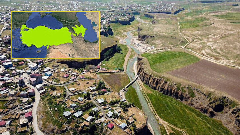 Nahçıvan koridoru sınırda bulunan Ağrı, Ardahan, Iğdır ve Kars'ı ticaret üssü haline dönüştürecek.
