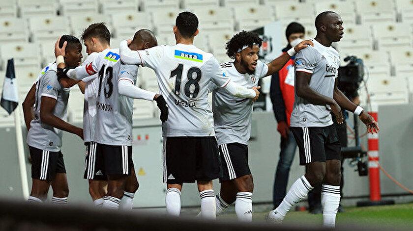 Beşiktaş, Kasımpaşa'yı yenerek Süper Lig'de üst üste üçüncü galibiyetini elde etti.