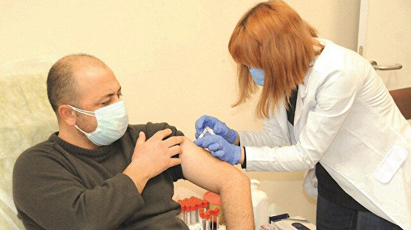Aşının bu ay içerisinde uygulanmaya başlaması bekleniyor.