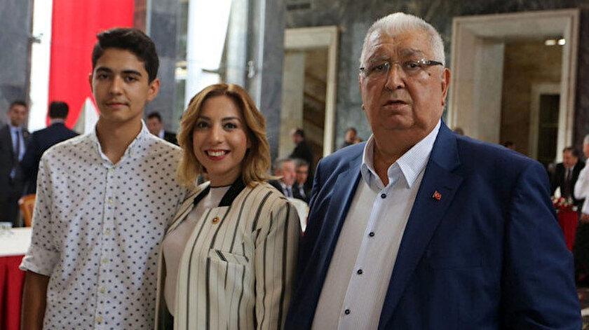 AK Parti Muğla Milletvekili Yelda Erol Gökcan'ın eşi hayatını kaybetti.