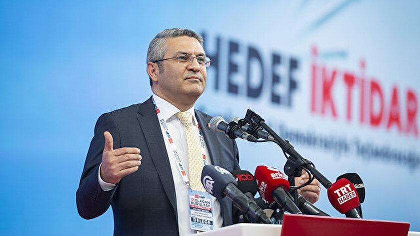 CHP Genel Başkan Yardımcısı Oğuz Kaan Salıcı.