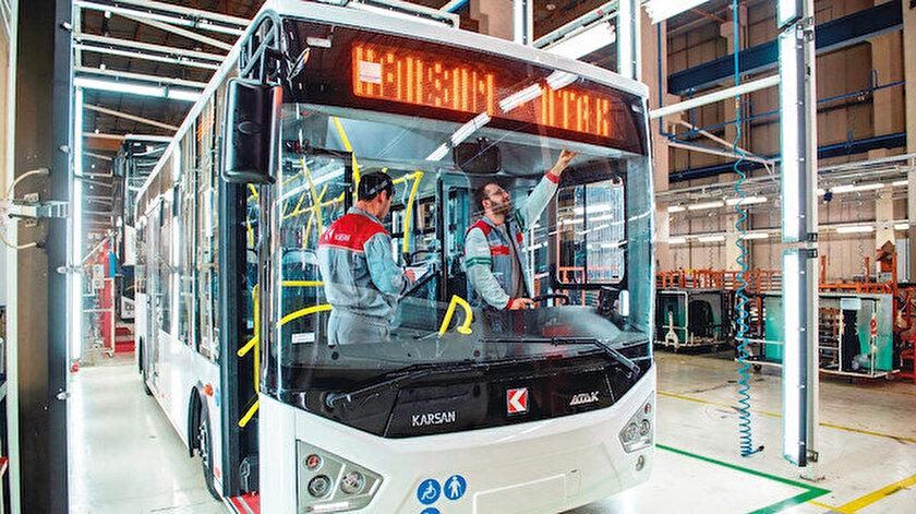 Atak Electric, Avrupa'nın ilk elektrikli otonom otobüsü oldu.