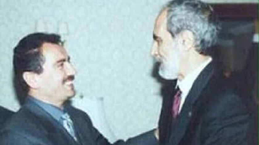 Merhum Muhsin Yazıcıoğlu ve Ebulfez Elçibey