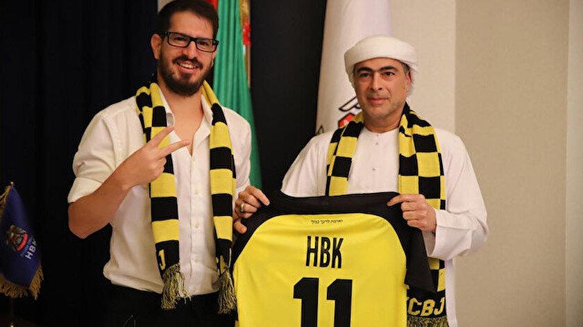 BAE İsrailin Arap karşıtlığı ile bilinen futbol takımının yüzde 50 hissesini satın aldı