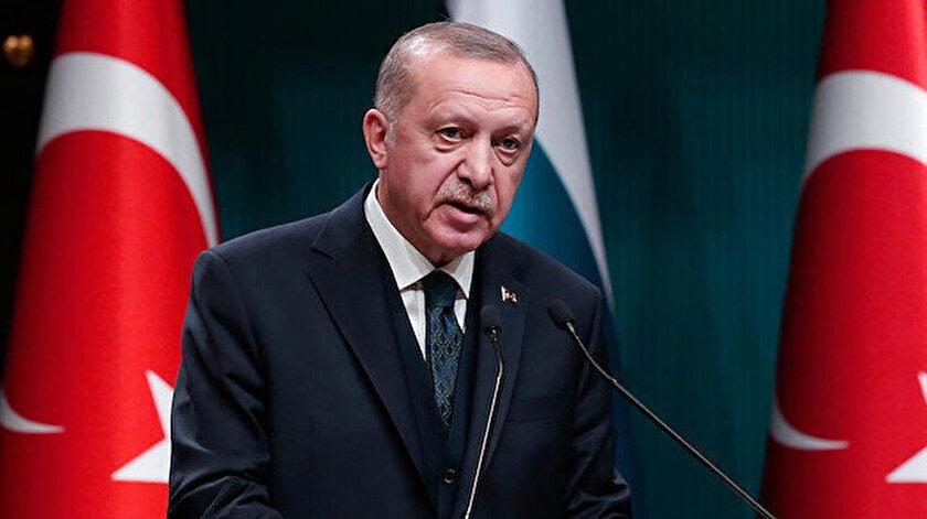 Cumhurbaşkanı Recep Tayyip Erdoğan: Irkçılığa ve ayrımcılığa kayıtsız şartsız karşıyız