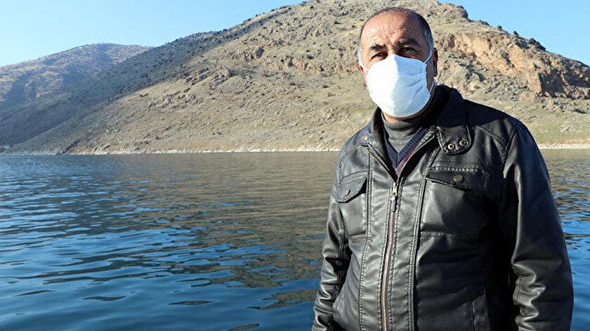 9 yıl önce Van Gölünde kaybolan kardeşinin bulunmasını istiyor