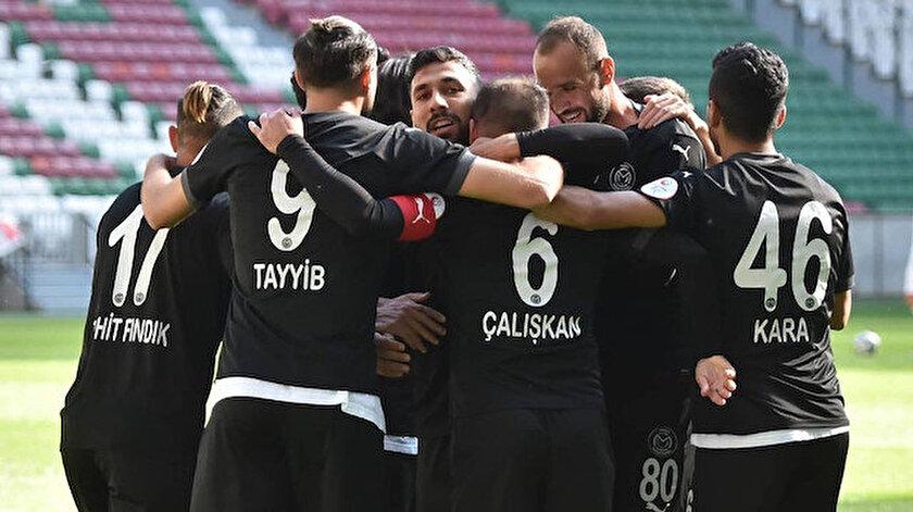Türkiyede namağlup tek takım kaldı