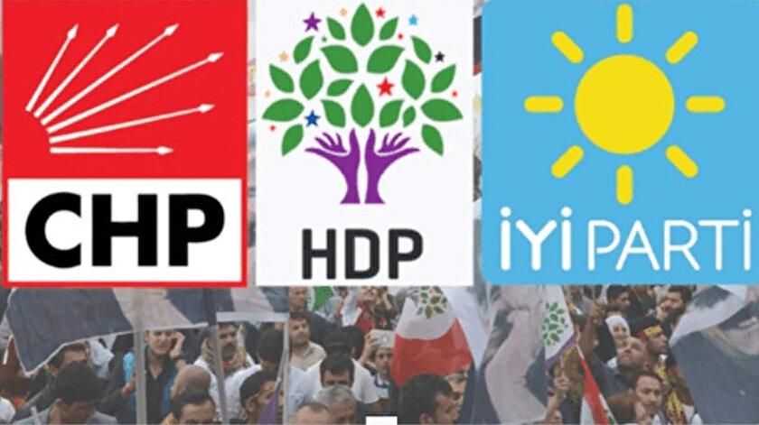 HDP açık CHP gizli ittifak istiyor