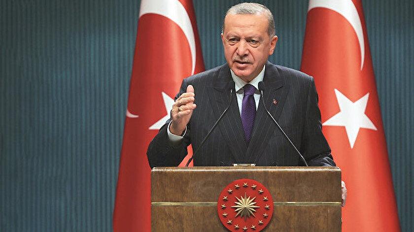 Esnafa 750 TL kira desteği: Cumhurbaşkano Erdoğandan kira desteği açıklaması