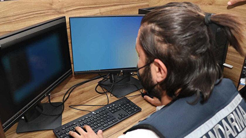 İzmirde son dakika siber operasyonu: 385 siteye erişim engellendi