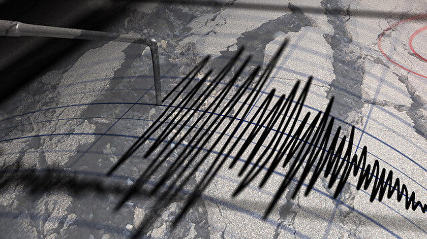 Son dakika Vanda 4.4 büyüklüğünde deprem: Vanda deprem mi oldu?