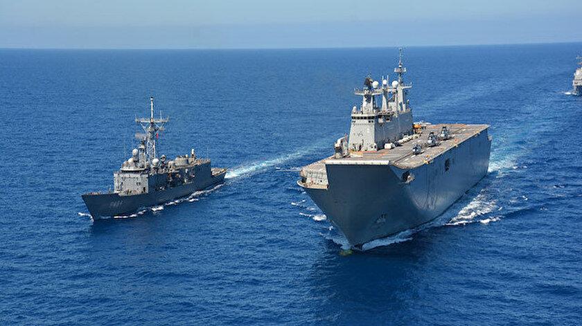 Türkiye'nin en büyük savaş gemisi TCG Anadolu gelecek yıl deniz indirilecek.