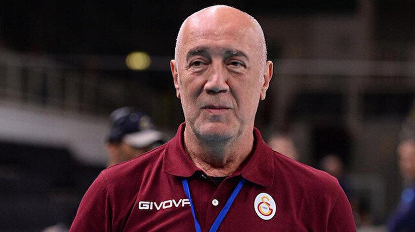 Galatasaray HDI Sigorta Başantrenör Nedim Özbey ambulans uçakla Türkiye'ye getirilecek.