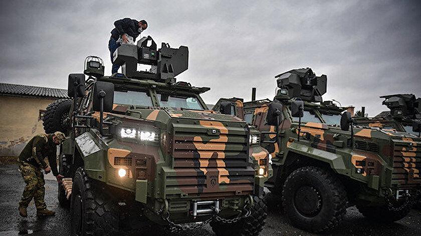 Macaristan Türkiyeden 40 adet daha zırhlı araç sipariş etti