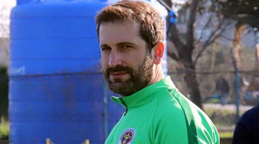 Antrenör Orhan Terzi
