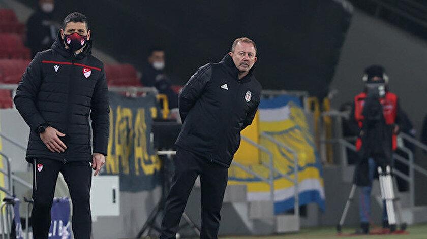 Beşiktaş Teknik Direktörü Sergen Yalçın: VAR neden var?