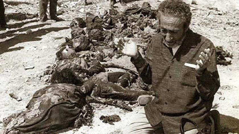 Ailesi 46 yıl önce katledilen Kıbrıslı Türk Aşır yaşananları anlattı