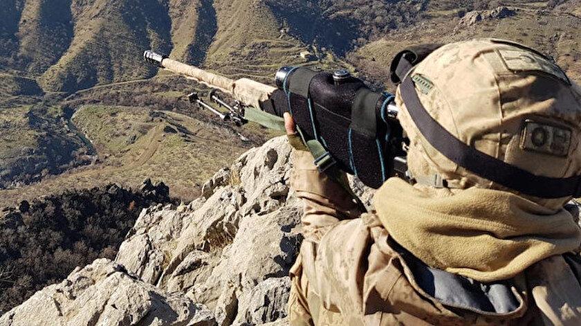 15 PKK'lı öldürüldü