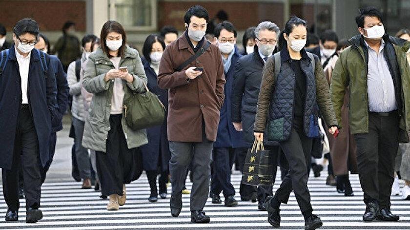 Japonya'da panik artıyor: Mutasyona uğramış virüs 8 kişide görüldü