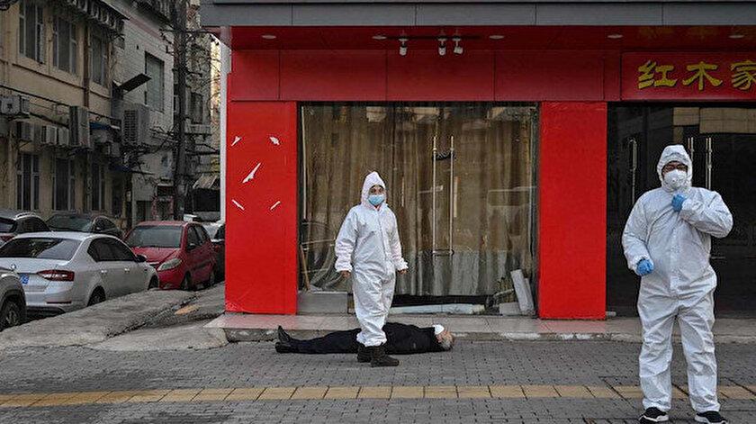 Koronavirüs salgını tüm dünyaya Çin'den yayılmıştı.