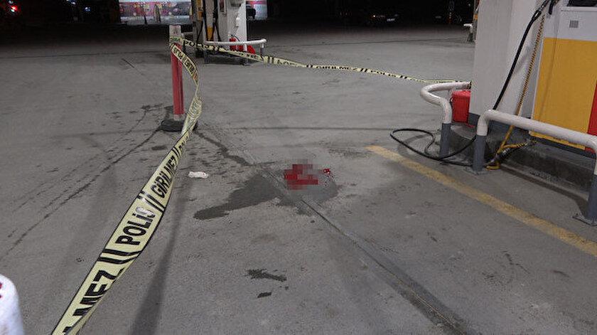 Arnavutköyde akılalmaz ihmal: Benzinlik çalışanı feci şekilde yaralandı