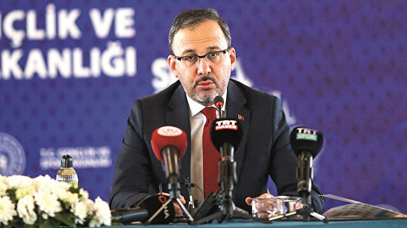 Bakan Kasapoğlu 2021 hedeflerini anlattı: Bilim kampları başlayacak