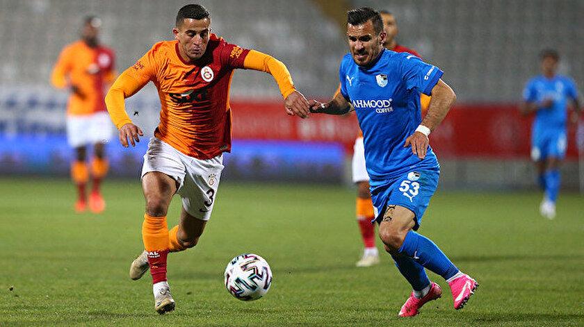 Galatasaraylı futbolcu Omar Elabdellaoui yaşanan kaza sonrasında ilk defa konuştu
