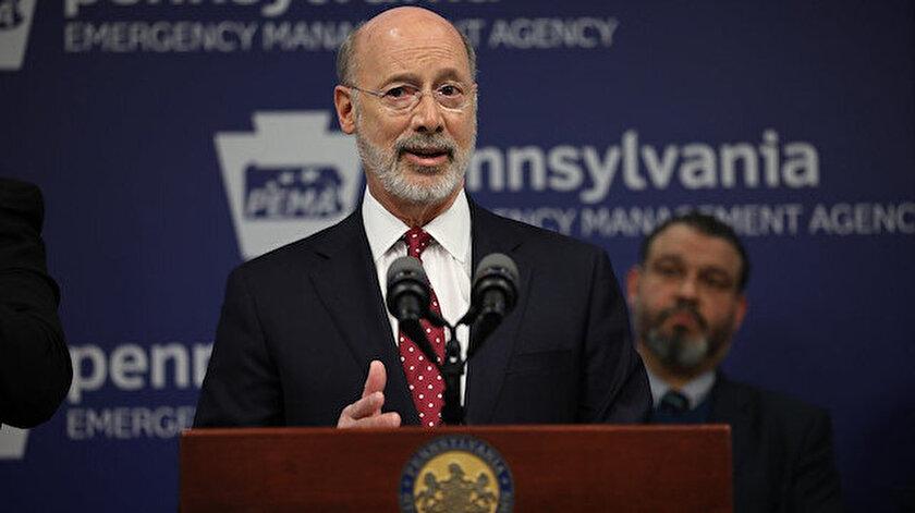 Pensilvanya Valisi Wolf: Washingtonda yaşananlar bir darbe girişimi!