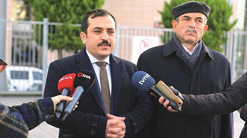 Albayrak Grubu'nun avukatı Sefa Karcıoğlu