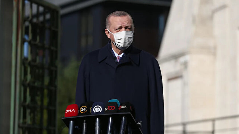 Cumhurbaşkanı Erdoğandan Bahçeli ve Asiltürk ziyareti yorumu: Terörle mücadelede yalnız kalmamak için görüşmelere devam edeceğim