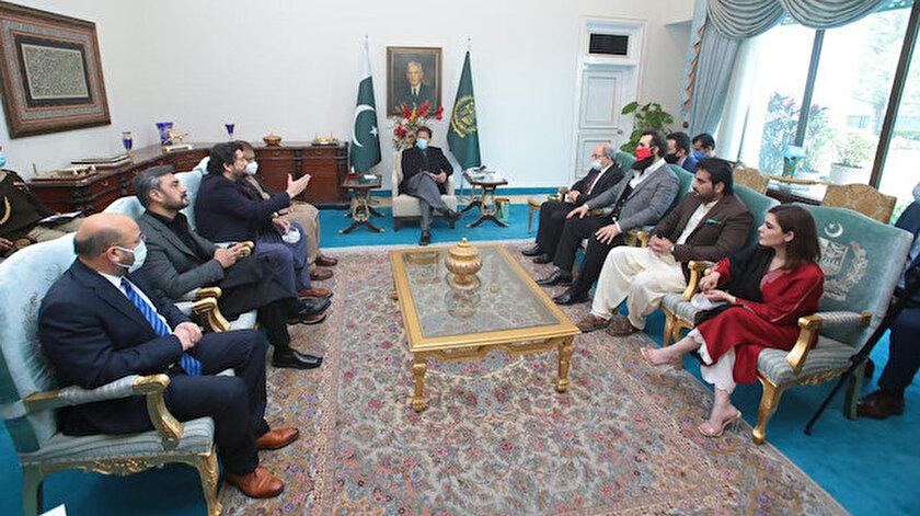 Türkiye ile Pakistan ortak dizi projesi için bir araya geldi: Türk Lala hayata geçecek