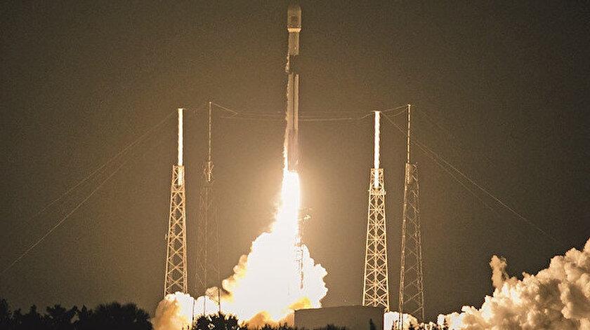 5A'nın 31 derece doğu yörüngesindeki konumuna ulaşmak için yapacağı yolculuk yaklaşık dört ay sürecek.