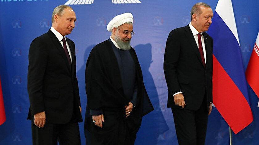 Suriye'de çözüm için diplomatik çabalar sürecek