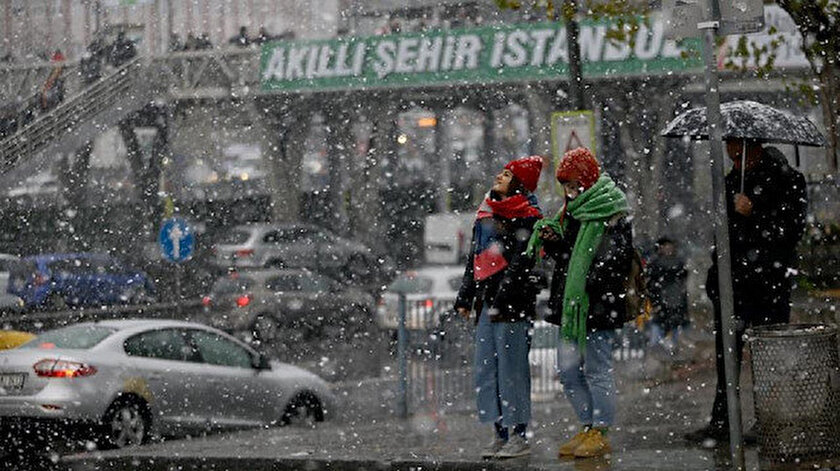 İstanbul kar ile ilgili görsel sonucu