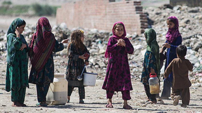 Afganistanda son 5 yılda 40 binden fazla kişi öldü