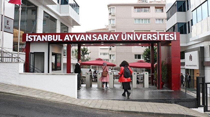 İstanbul Ayvansaray Üniversitesi.