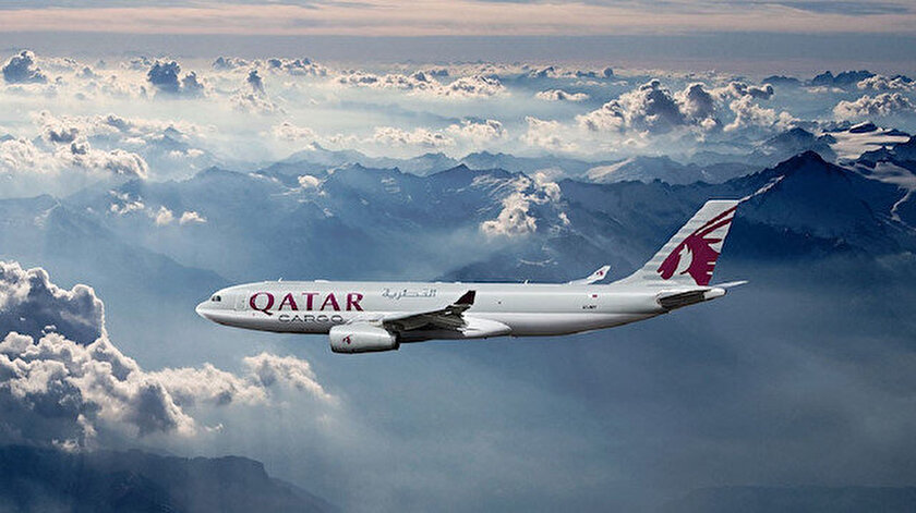 Bu sabah bir Katar uçağının Mısır hava sahasını kullanmasına izin verildi.