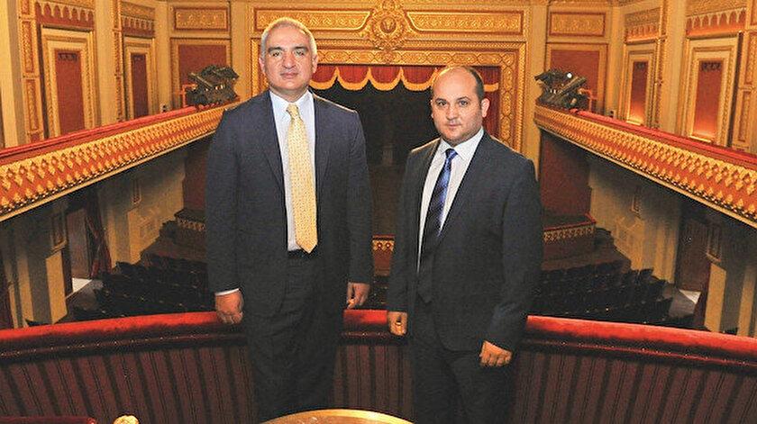 Kültür ve Turizm Bakanı Mehmet Nuri Ersoy, Yeni Şafak Ankara Haber Müdürü Fazlı Şahan'ın sorularını cevapladı.